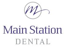 Main Station Dental Logo