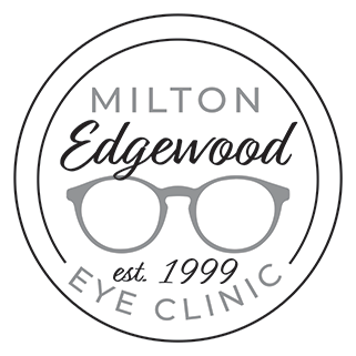 Milton Eye Care logo
